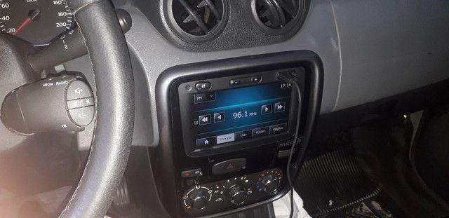 Duster 2014, automatica, ANALISO troca por carro ou moto - Foto 6