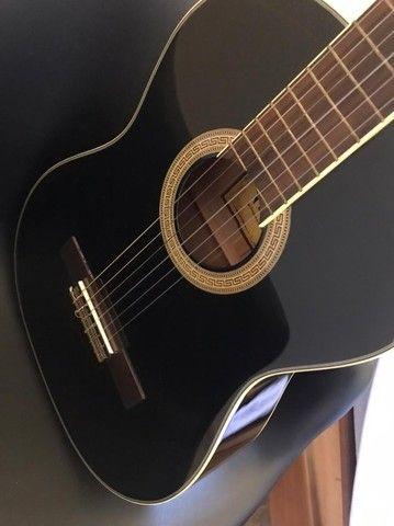 Vendo violão Eagle modelo DH69-BK - Foto 5