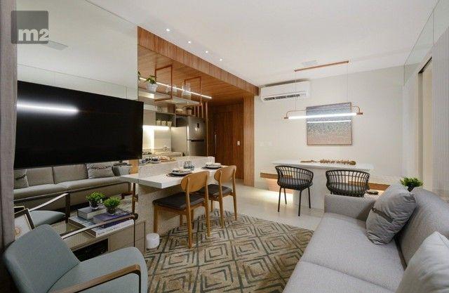 Apartamento à venda com 2 dormitórios em Setor bueno, Goiânia cod:M22AP1176 - Foto 2