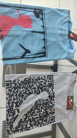 Camisas diversas marcas.