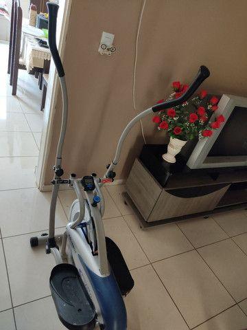 Bicicleta orbitrek da Polishop
