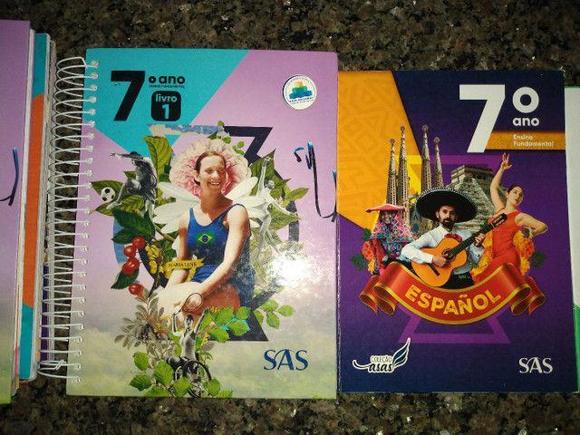 Módulos do SAS 7°ano colégio Dom Bosco - Foto 2