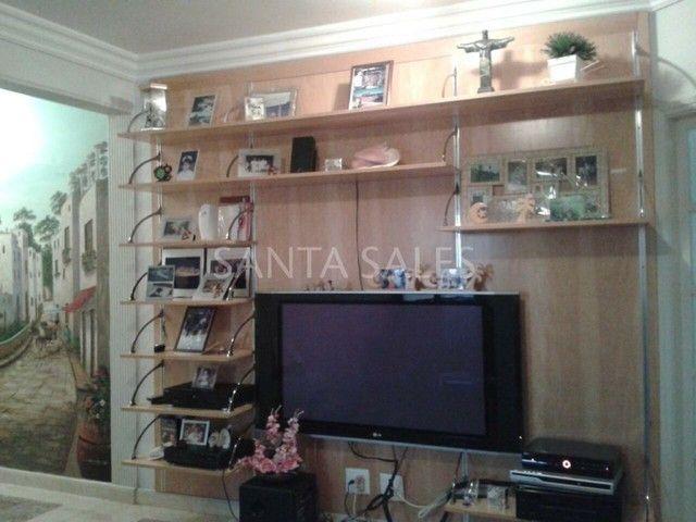 Belíssimo apartamento mobiliado para locação - 4 dormitórios - Saúde - Foto 15