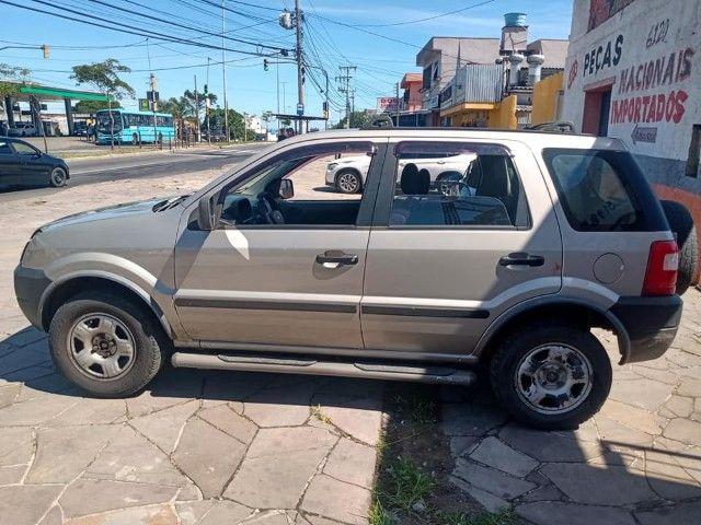 Sucata Peças Ford Ecosport zetec rocam completa tudo em peças - Foto 6