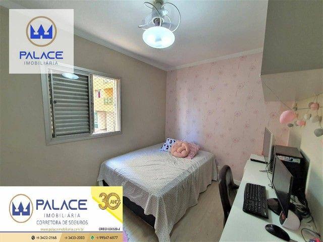 Apartamento com 3 dormitórios à venda, 86 m² por R$ 350.000,00 - Nova América - Piracicaba - Foto 13