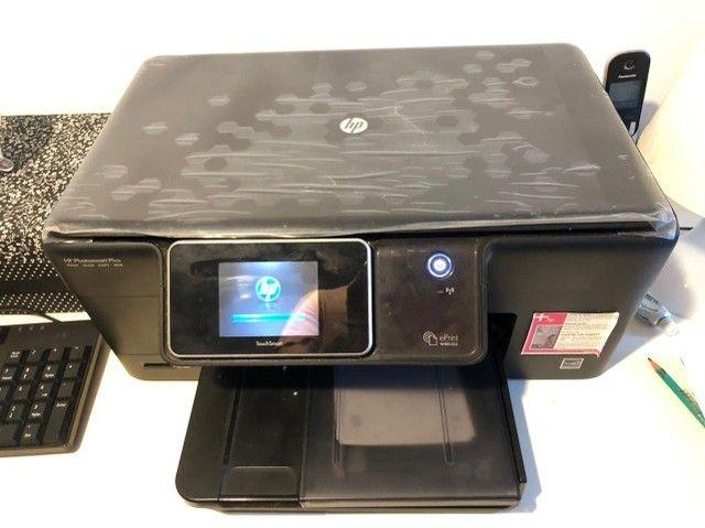 Impressora Hp Phtosmart Plus B210a - Foto 4
