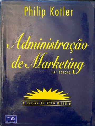Administração de Marketing - Philip Kotler 10° Ediçao