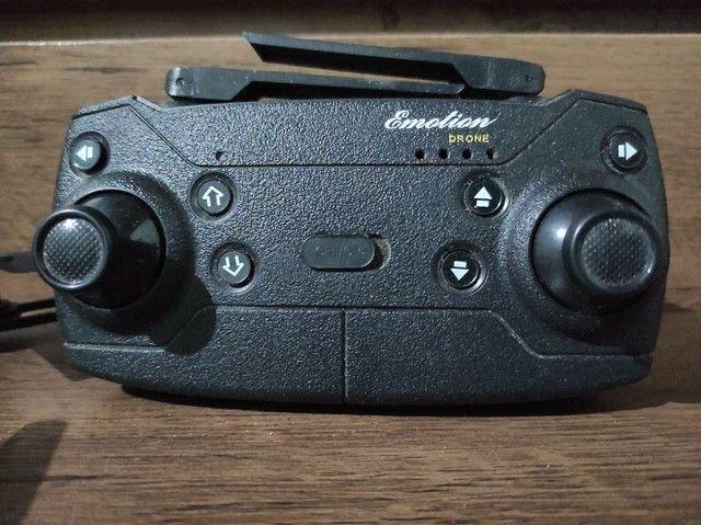 Drone Eachine E58 com câmera HD Preto 2.4GHz - Foto 3