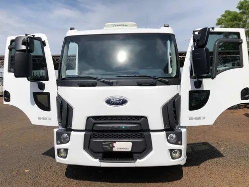 CAMINHÃO Ford Cargo 2423 Truck 2017<br><br> - Foto 3
