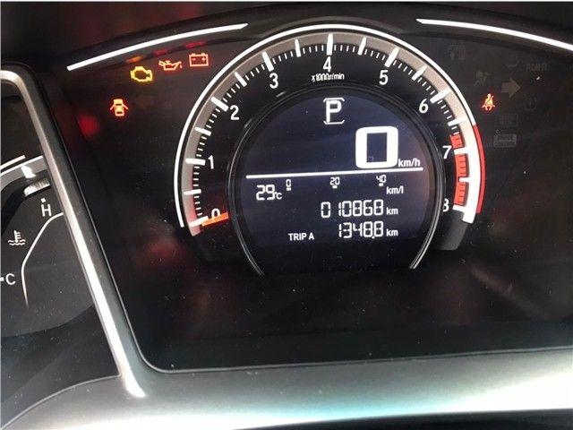 Honda Civic 2020 2.0 16v flexone ex 4p cvt - Foto 8