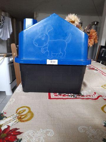 Casa Pet com Proteção UV No Telhado - Foto 4