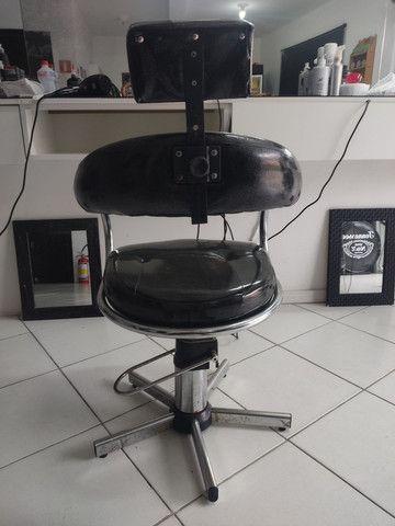 Cadeira Hidráulica - Foto 3