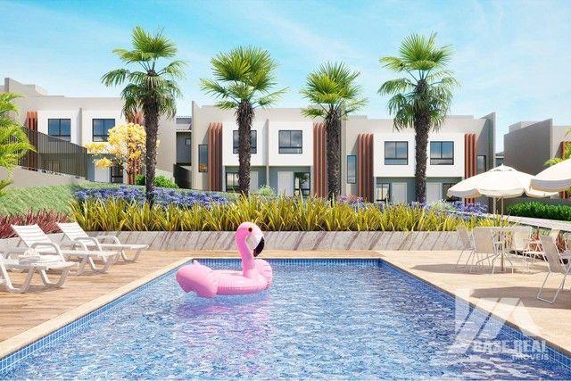 Sobrado à venda, 60 m² por R$ 169.900,00 - Jardim Carvalho - Ponta Grossa/PR - Foto 3
