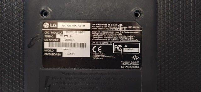 Monitor LG LED - Foto 4