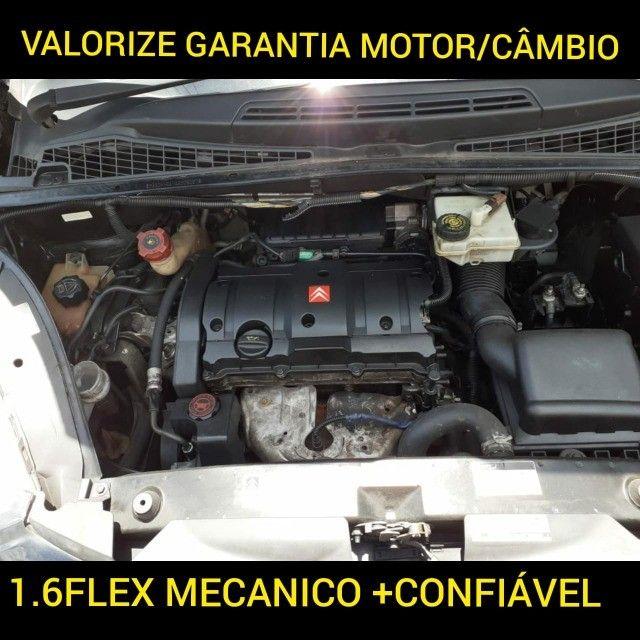 Citroen Xsara Picasso Exclusive 2010 1.6 flex completa couro ar condicionado - Foto 6