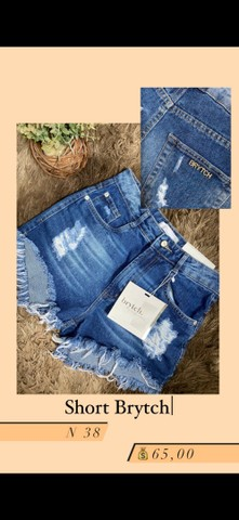 Short Jeans - Foto 4