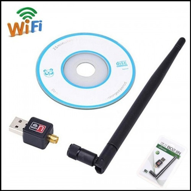 Adaptador Receptor Wireless Usb Wifi 1200mbps - Foto 4