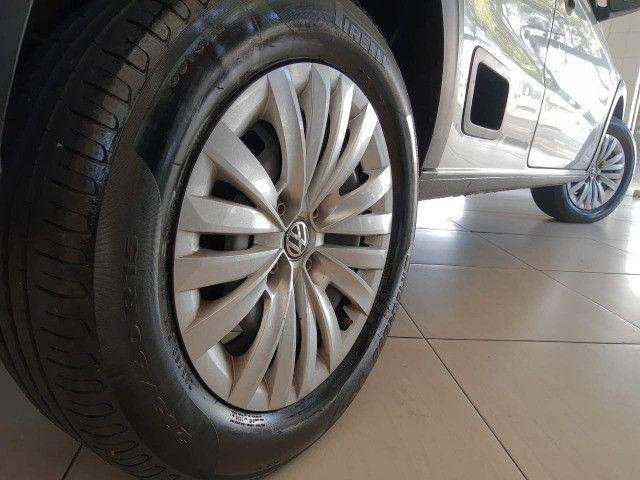 VW Volkswagen Saveiro Robust CS 1.6 8v Flex 2020 - Foto 7