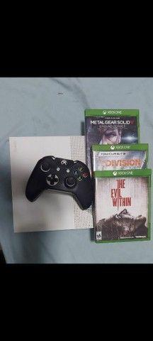 Xbox one, bem conservado.