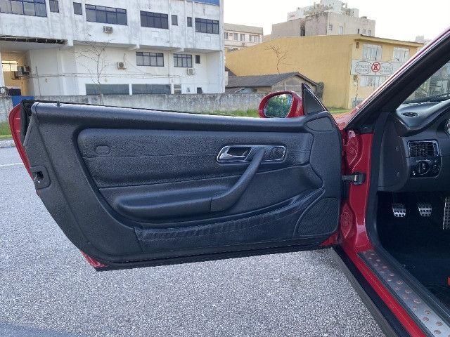 Mercedes SLK 230 - mecânica- vermelha - 1996/1997 - Foto 8