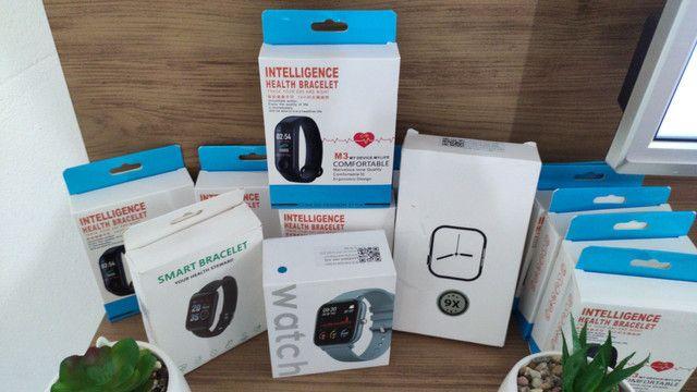 Smartwatch, Smartband M3 (Promoção)