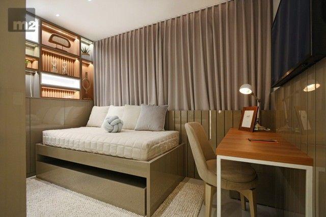 Apartamento à venda com 2 dormitórios em Setor bueno, Goiânia cod:M22AP1176 - Foto 15