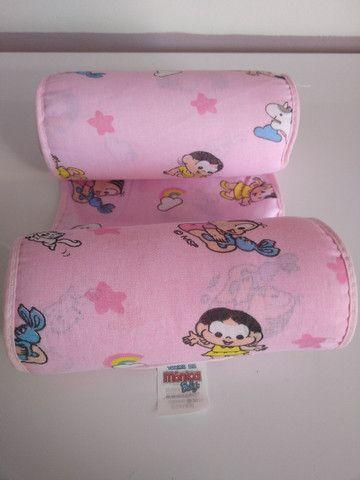 Porta bebê/ segura bebê/ almofada amamentação - Foto 2