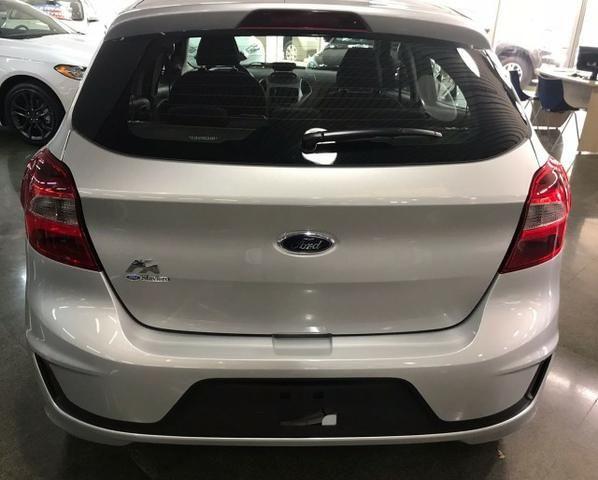 Novo Ka Hatch SE 1.5 - Automatico 2020 - Zero Km - Tx zero Em Até 24X - Foto 6