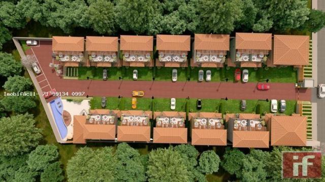 Casa de condomínio à venda com 3 dormitórios em Imbassaí, Mata de são joão cod:371 - Foto 11