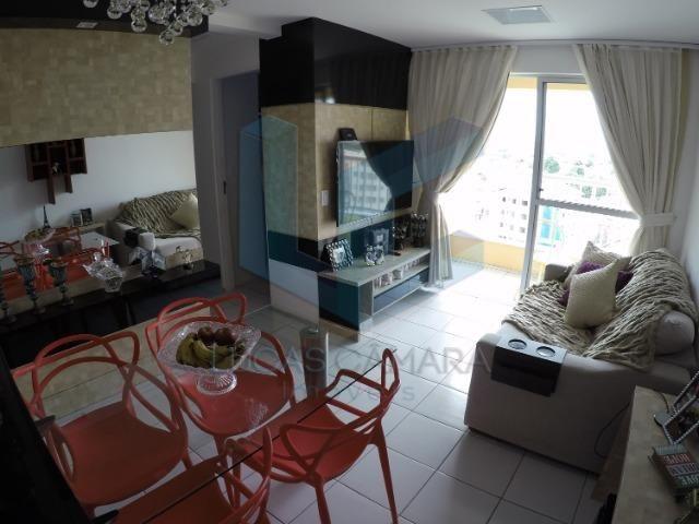 Apartamento no melhor da Maraponga, 100 % projetado, andar alto, 2 vagas, Oportunidade - Foto 9