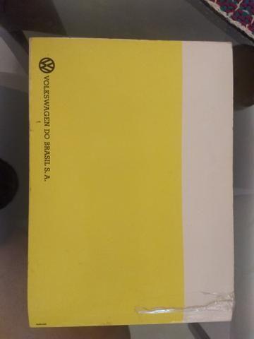 Manual original do Fusca 1.300/1.500/1.600 - Foto 2