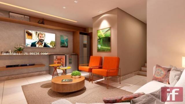 Casa de condomínio à venda com 3 dormitórios em Imbassaí, Mata de são joão cod:371 - Foto 5