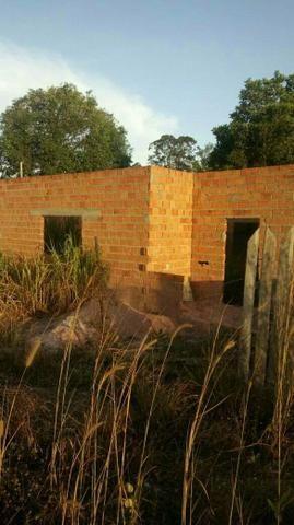 Vendo ou troco casa no lagoa azul bairro coração entre Macapá e santana