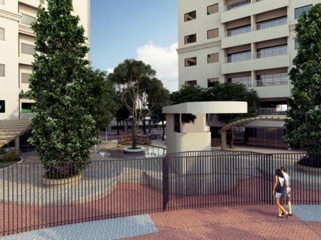 Apartamento No Bairro Monte Castelo - 3 Quartos - 2 Vagas