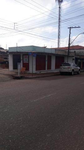 Alugo ponto comercial de 14x5 no canto da rua santos dumont com av galinos, buritizal