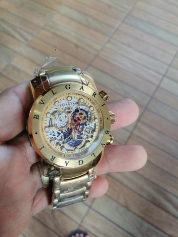 Relógio bvulgari R$420