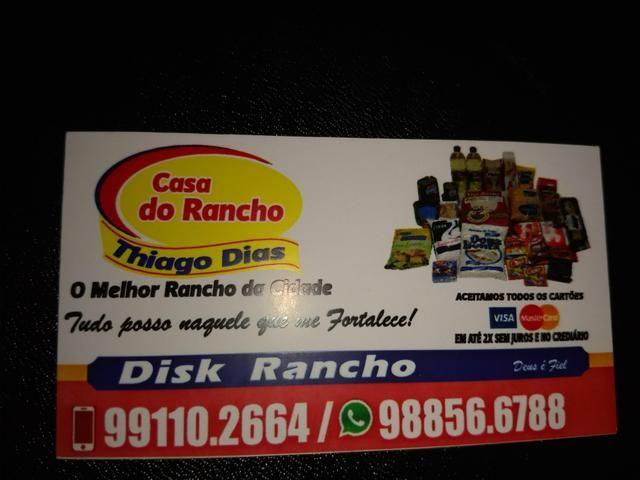 Casa do Rancho peça já o seu 99210-1594 ligou pediu chegou!!!!