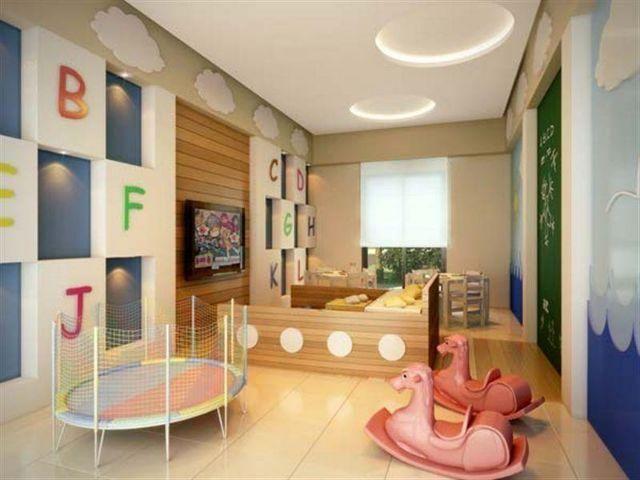 Apartamento de 02 quartos, Térreo com quintal em Morada de Laranjeiras,Villaggio Manguinho