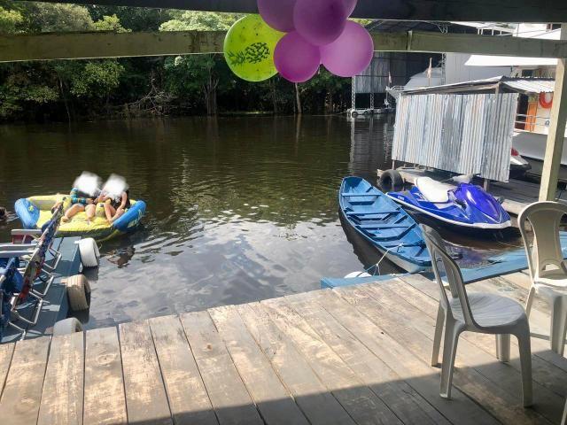 Flutuante aluguel para festas e confraternização - Foto 3