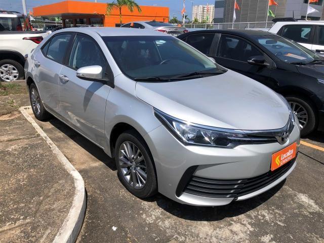 TOYOTA COROLLA 2018/2019 1.8 GLI UPPER 16V FLEX 4P AUTOMÁTICO