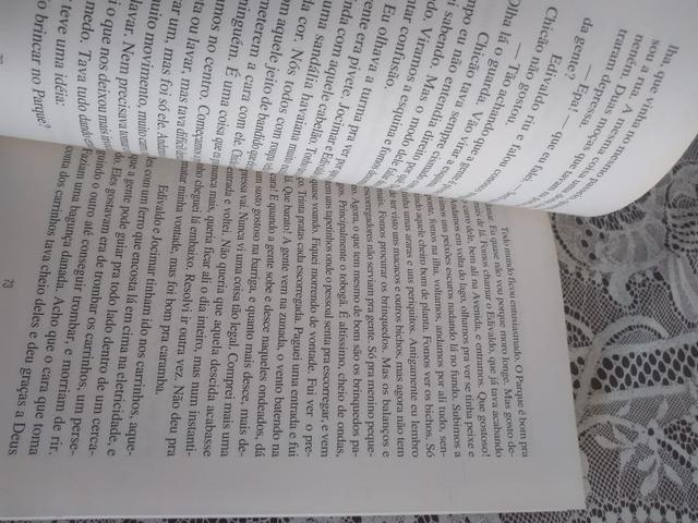 Livro Araponga, meu amor - Foto 3