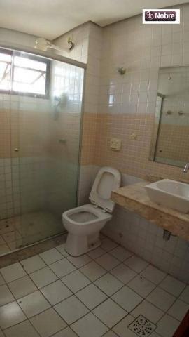 Apartamento com 3 dormitórios para alugar, 112 m² por r$ 1.405,00/mês - plano diretor sul  - Foto 11