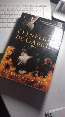 LIVRO - Inferno de Gabriel