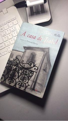 Livro a casa da Isabel