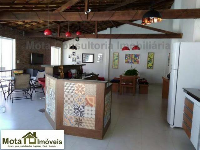 Mota Imóveis - Centro de Araruama Linda Casa 3 Qts com Piscina eÁrea Gourmet. CA-393 - Foto 4