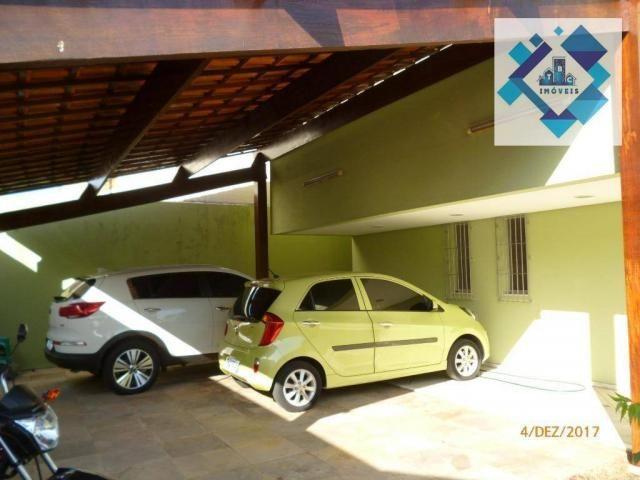 Casa Projetada com elegância e conforto à venda, Vila União, Fortaleza. - Foto 19