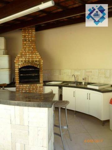 Casa Projetada com elegância e conforto à venda, Vila União, Fortaleza. - Foto 20