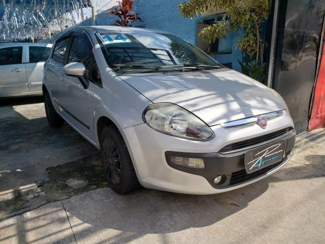 Fiat Punto 1.4 8v Flex 4p Completo 2014