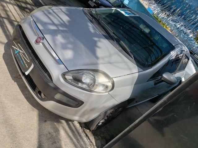 Fiat Punto 1.4 8v Flex 4p Completo 2014 - Foto 4