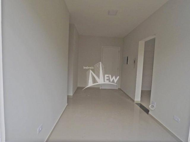 Apartamento térreo com GARDEN, 02 quartos no Parque da Fonte, São José dos Pinhais - Foto 7